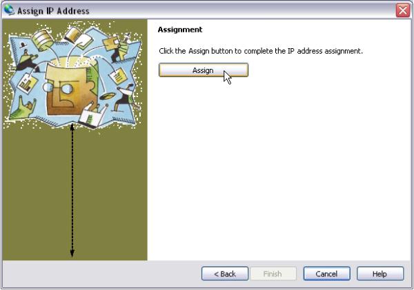 Assign IP