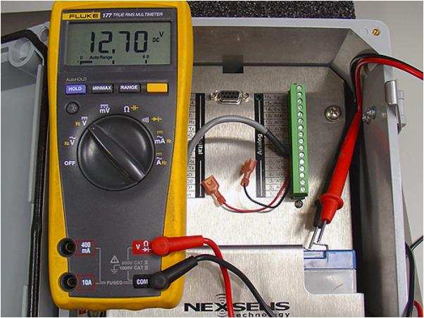 Check Voltage