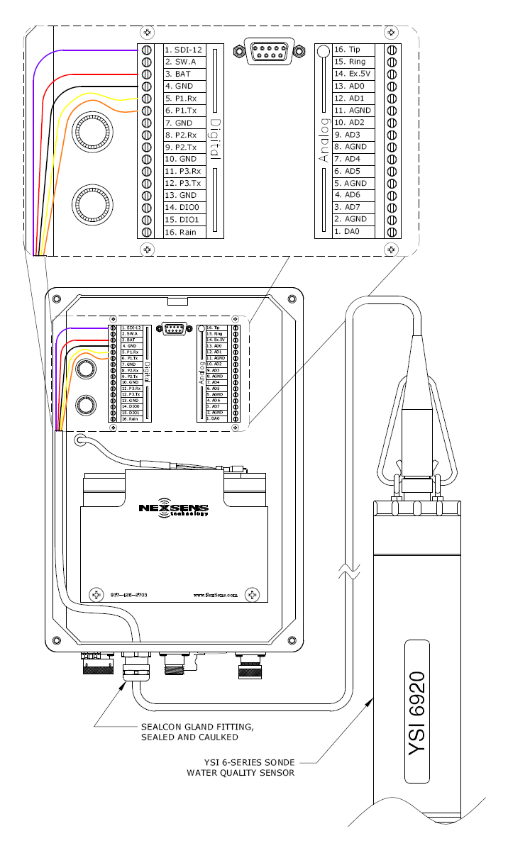 2wire rs485 wiring diagram