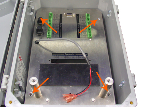 iSIC Mounting Plate