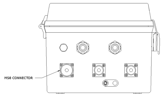 MS8 Connector