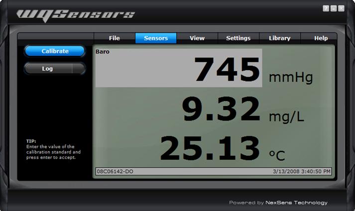 wq do air calibration image