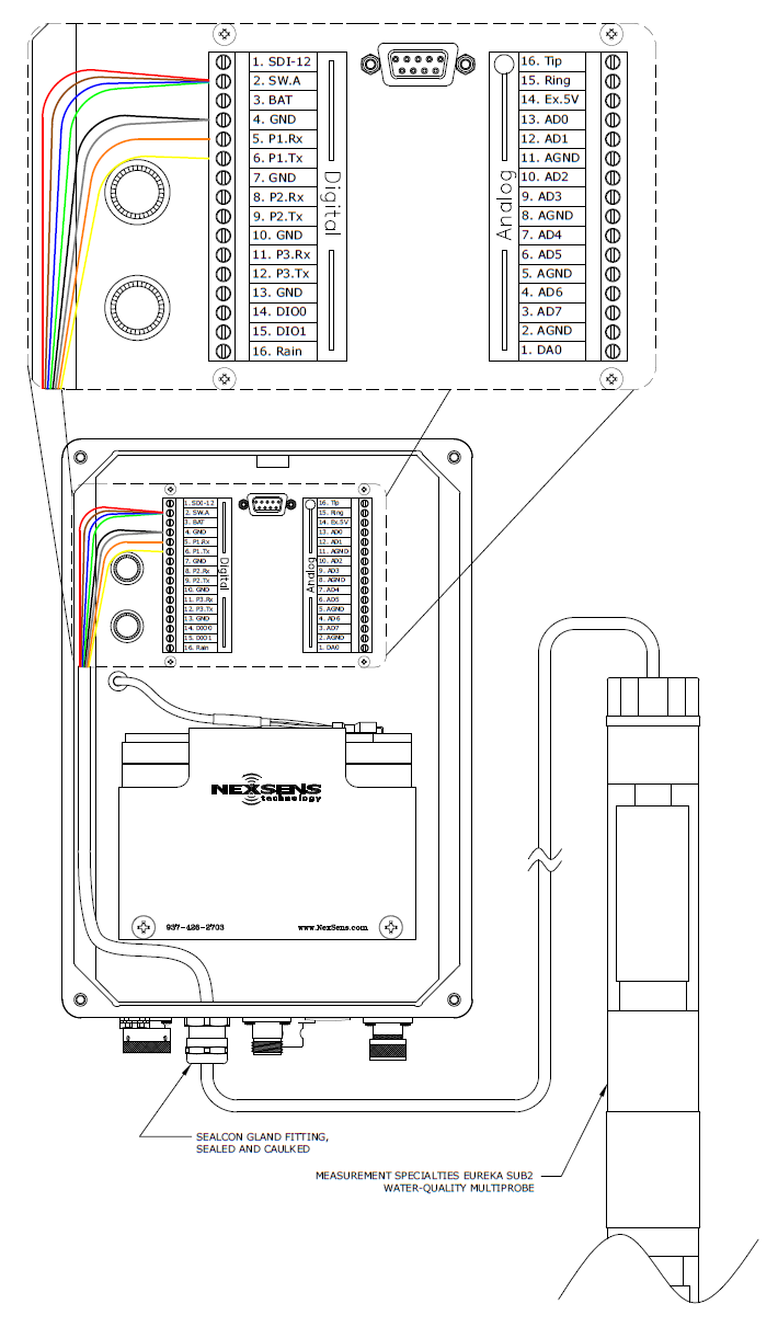 eureka wiring diagram