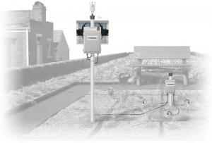 green roof monitoring