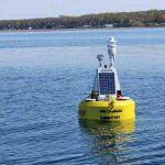 educational lake data buoy