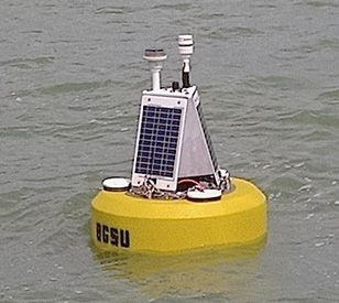 algal bloom buoy sandusky bgsu