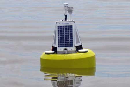 tracking Lake Erie hypoxia