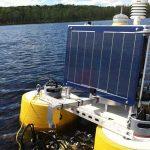 Lake Lacawac profiling platform