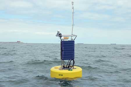 developing Alaska buoy platform