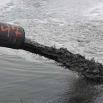 total suspended solids from dredging