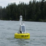 lake data buoy