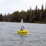 Suttle Lake data buoy