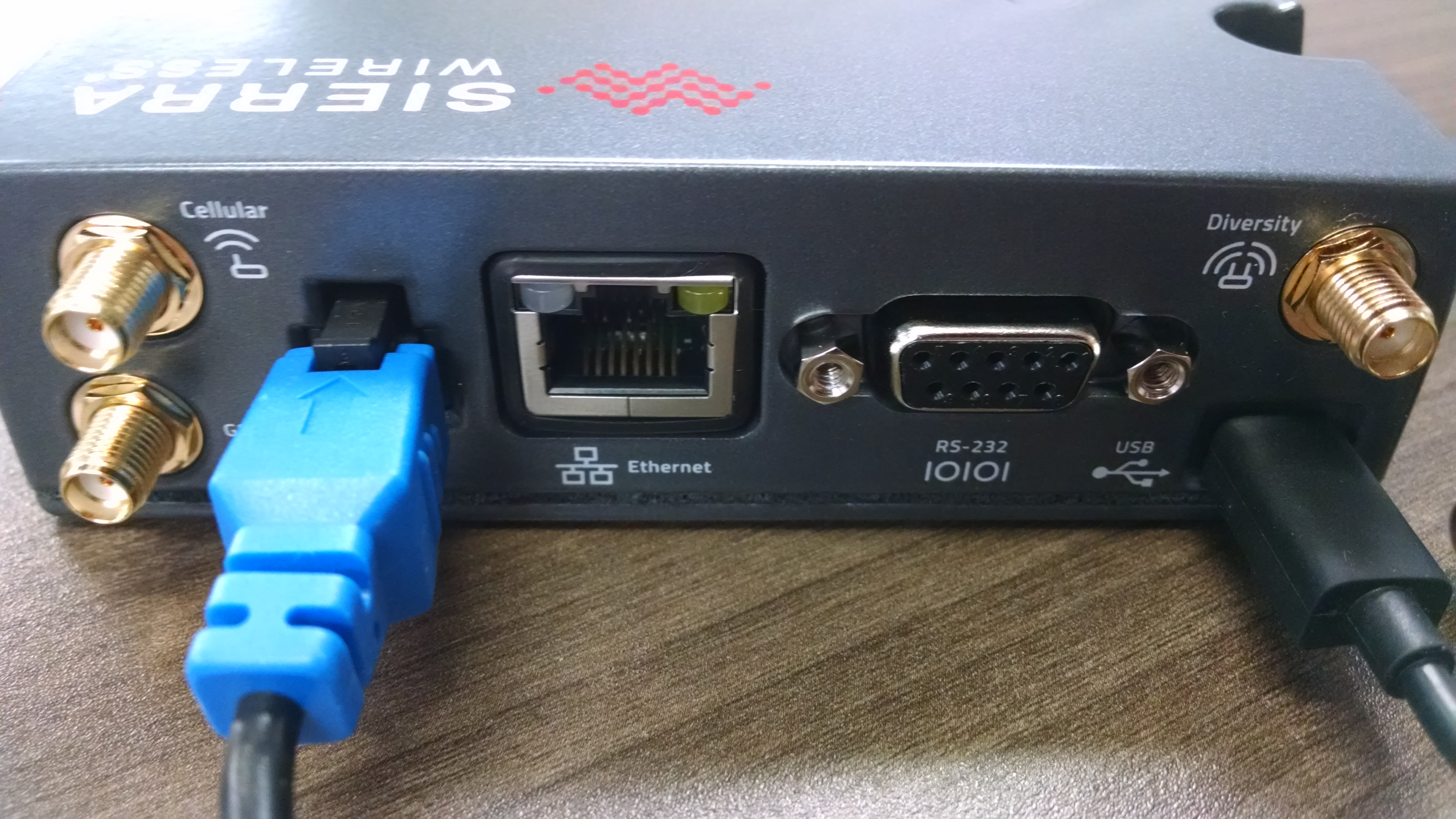 Change Settings On A Rv50 Modem Using Acemanager Nexsens Rs232 Wiring Micro Usb Connection