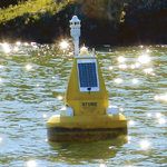 cellular data logger stone lab buoy