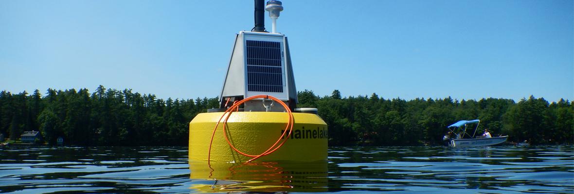 environmental monitoring buoys