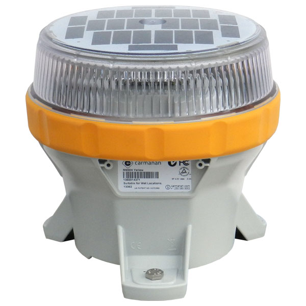 NexSens M650H 4 Nautical Mile Solar Marine Light