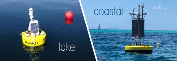 coastal vs lake data buoys