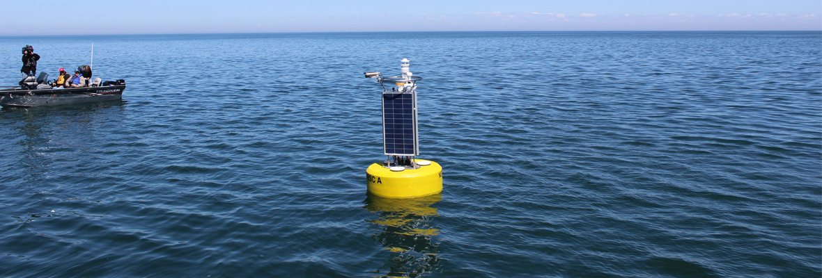 offshore buoy monitoring systems