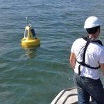 Experimental Sensors For Lake Erie